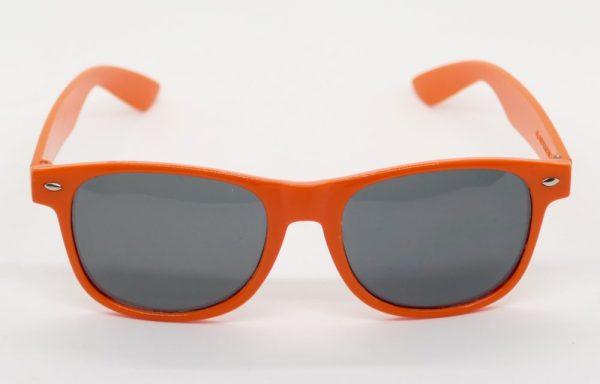 Sluneční brýle – oranžové