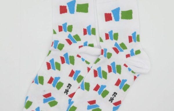 Veselé ponožky – loga