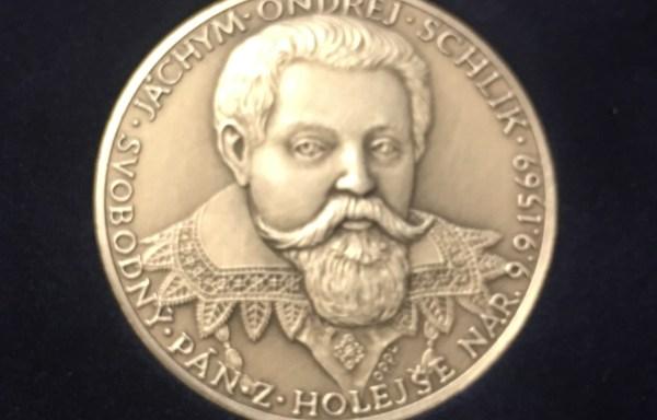 Pamětní mince – postříbřená