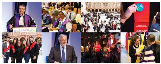 Remise des diplômes 2018 de l'ICP