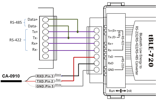 small resolution of quick start user s manual pin assignment wire connection