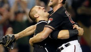 D-backs' Gilbert no-hits Padres in first MLB start