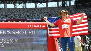 U.S. men's track fails to advance to 4×100 final