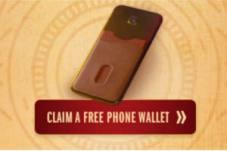 Phone Wallet freebies