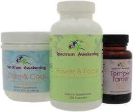 Spectrum Awakening Supplements