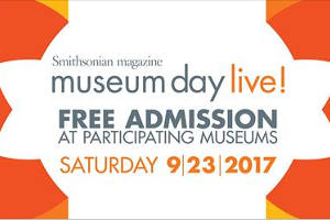 Museum Day Live! 2017