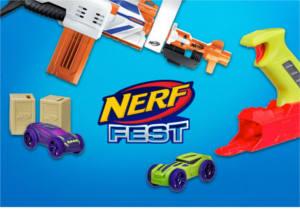NERF Fest