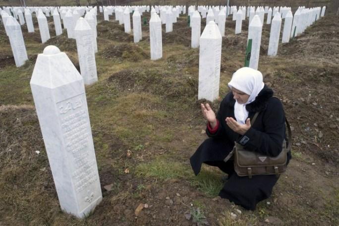 Potocari cemetry, Srebrenica