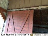 Small Barn Doors - Photos Wall and Door Tinfishclematis.Com
