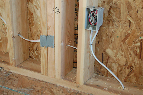 Pics Photos Electrical Wiring In The Home Bathroom Electric