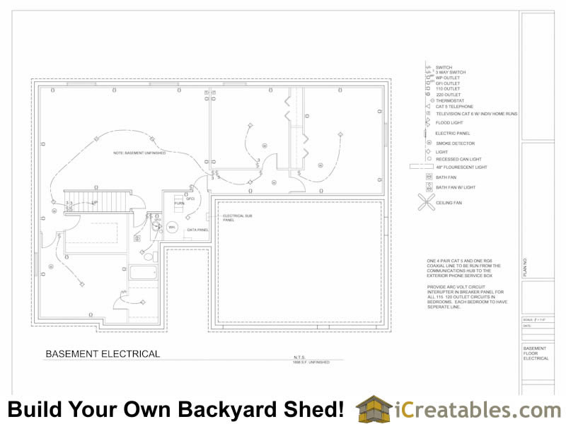 basement wiring diagram 2004 ford explorer fuse for shed online how to wire a backyard orbasement consumer unit