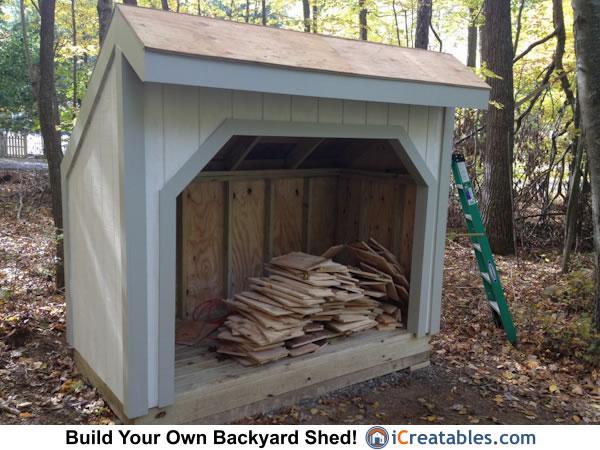 4x8 Storage Shed - Usefulresults