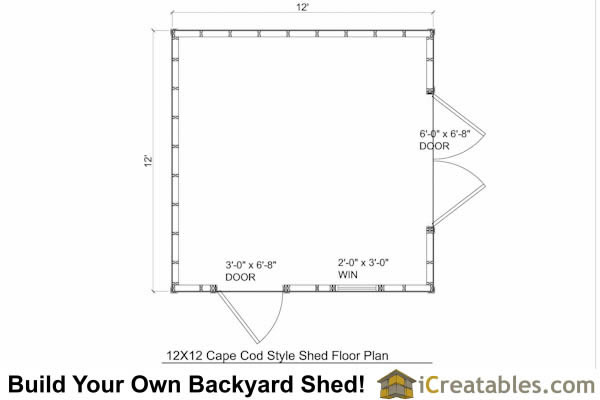 Shed Build Easy Garden