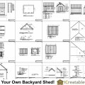 Free 12x16 shed plans with material list butik work
