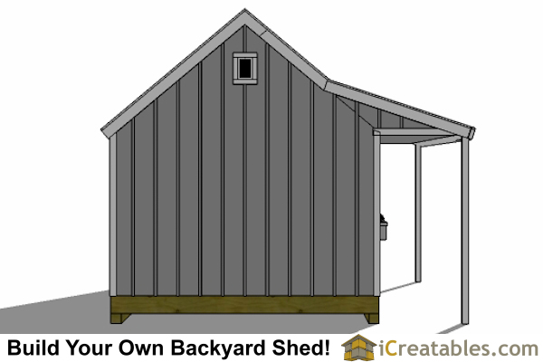 Shed Easy Build Garden