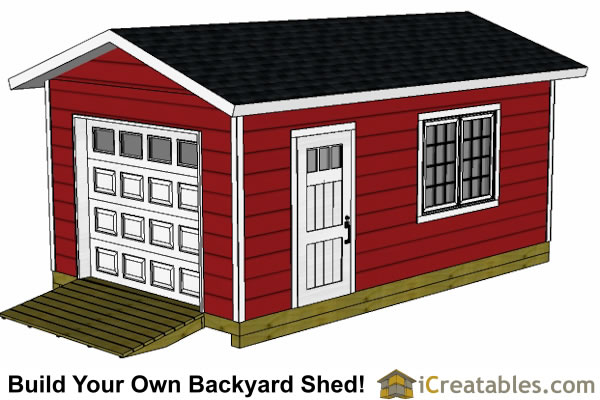 Cost To Build A 12×20 Shed