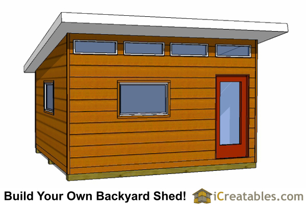 Modern Shed Design Plans Amazing House Plans