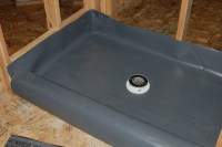How To Build A Tile Shower Pan | icreatables.com