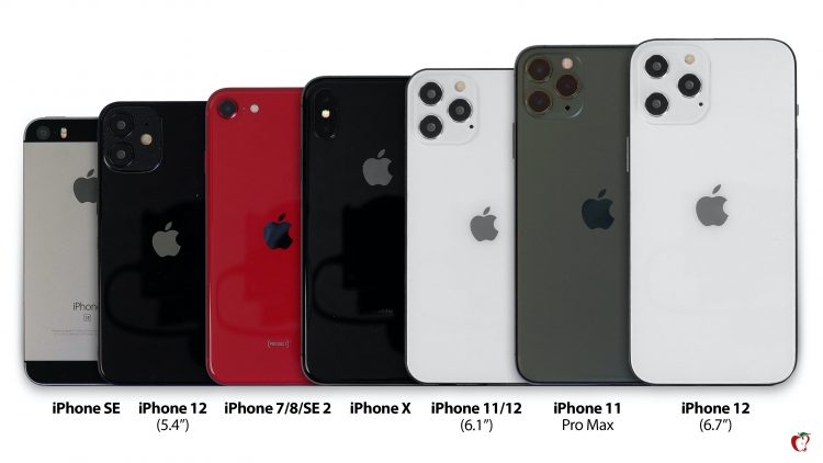 small iPhone 12