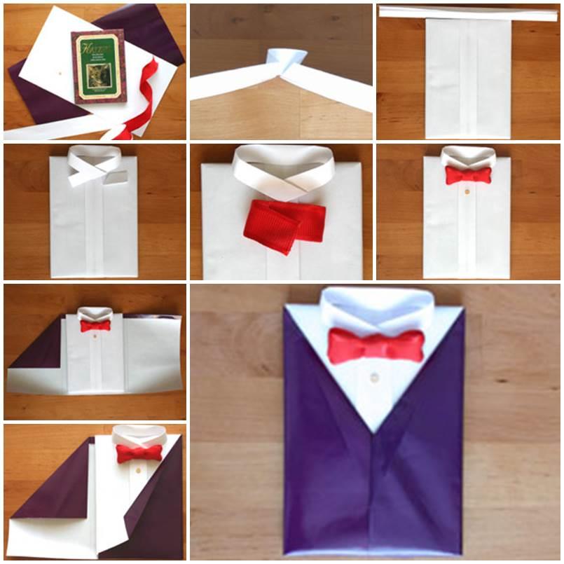 diy gift wrapping like