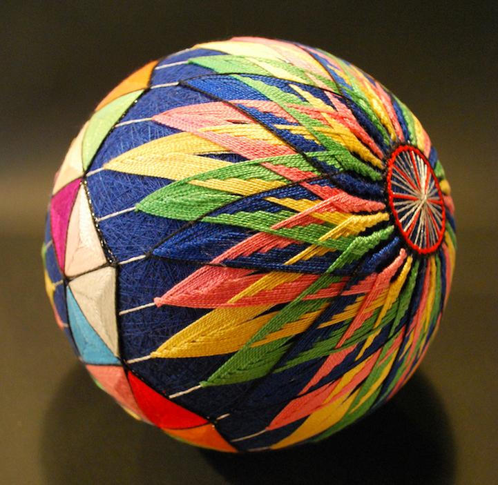 How to DIY Unique Embroidered Temari Balls