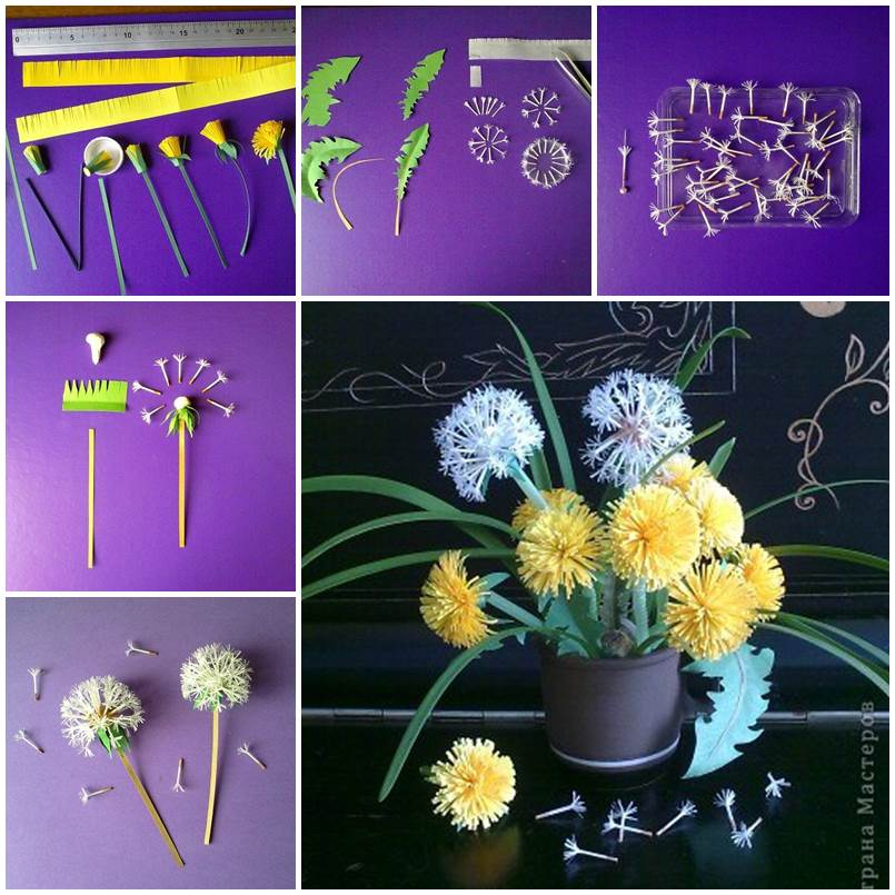 kitchen tweezers cabinet boxes only how to make beautiful paper dandelions