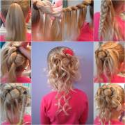 make cute hairstyle
