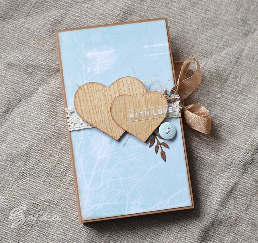How To DIY Creative Chocolate Gift Box