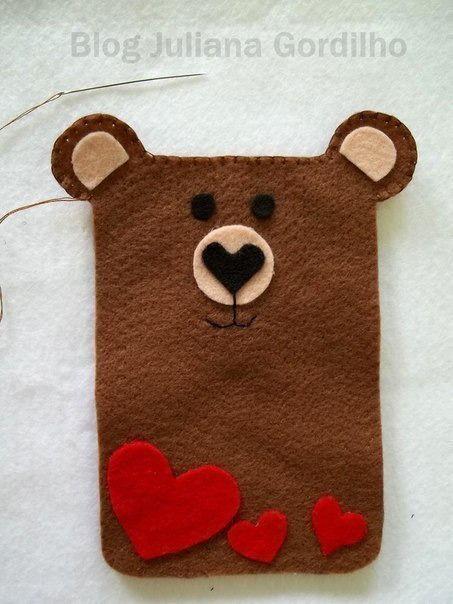 Bear Garden Ornaments