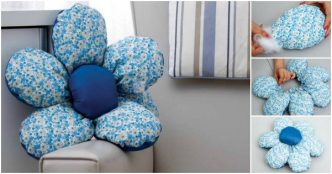 flower shaped pillow archives i