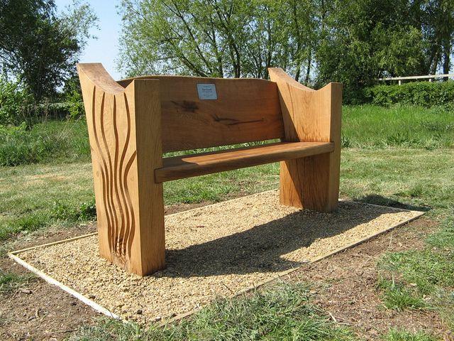 Creative Ideas  Stunning Tree Trunk Garden Furniture