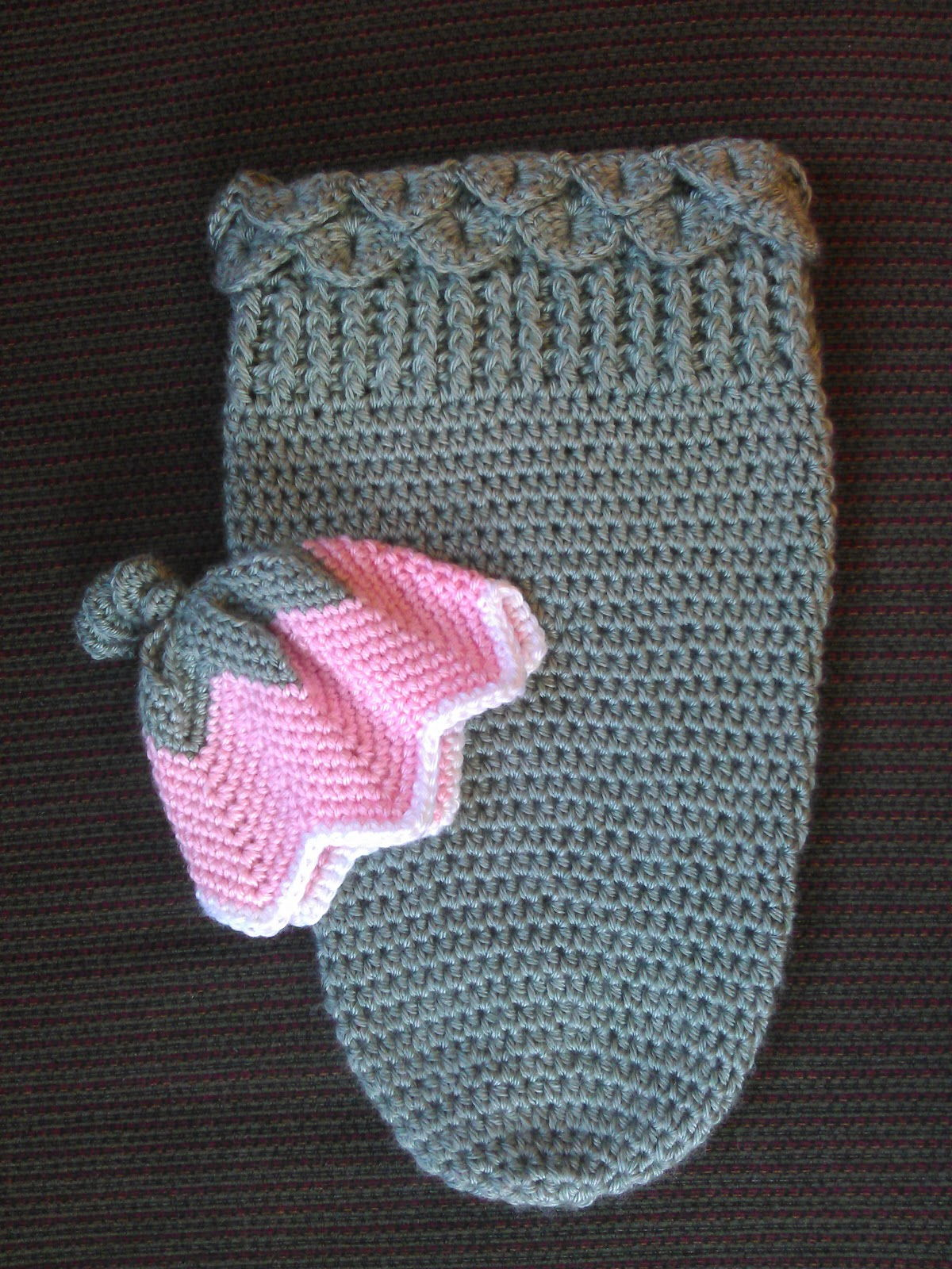 Knitting Hat Patterns For Football