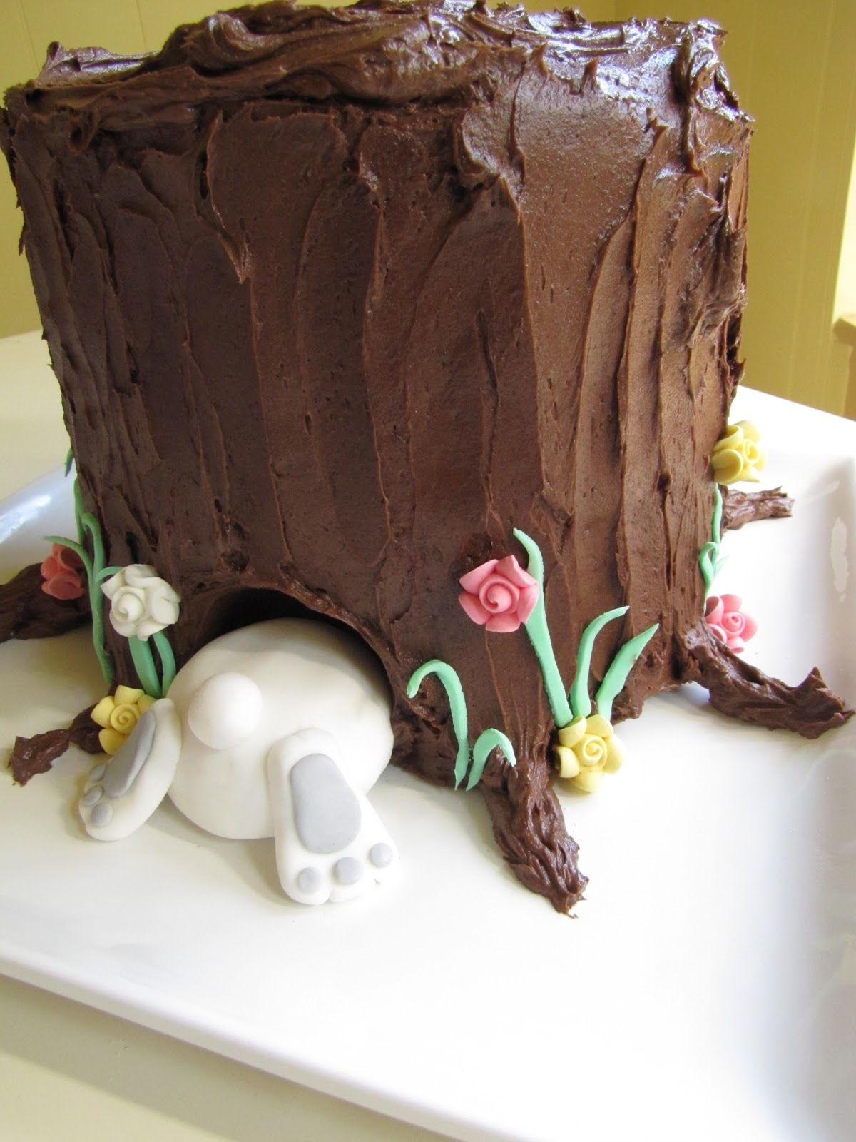 Easter Egg Cakes Ideas