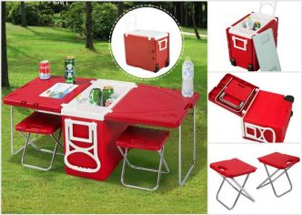 picnic table cooler combo archives i