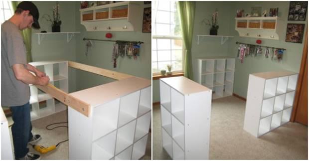 Creative Ideas  DIY Customized Craft Desk  i Creative Ideas