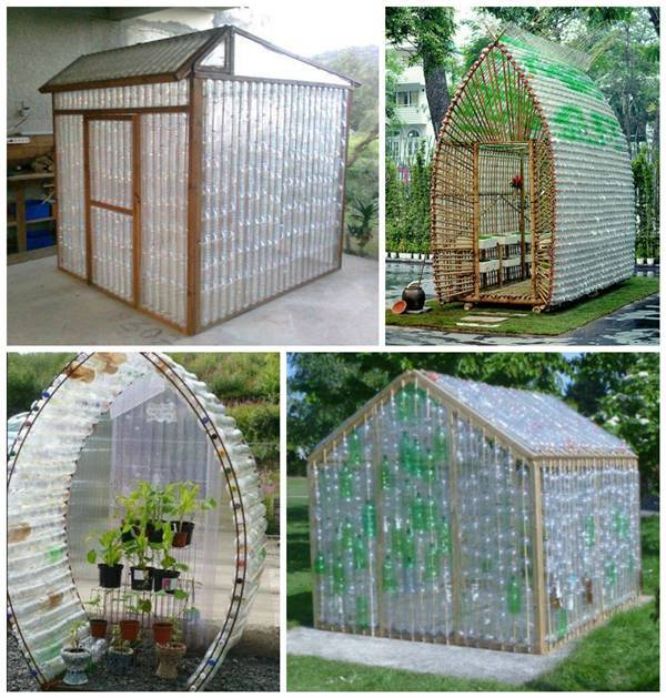 32 Easy DIY Greenhouses with Free Plans  i Creative Ideas