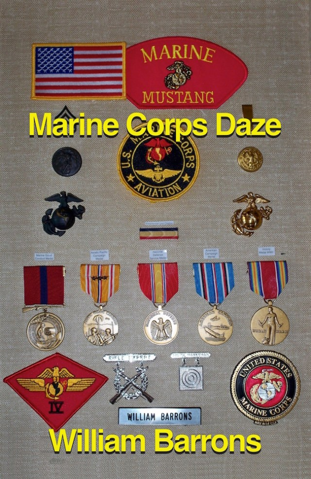 Marine Corps Daze by William Barrons Image