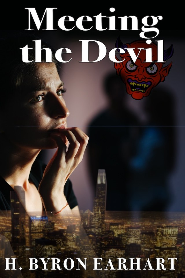 Meeting the Devil by H. Byron Earhart Image