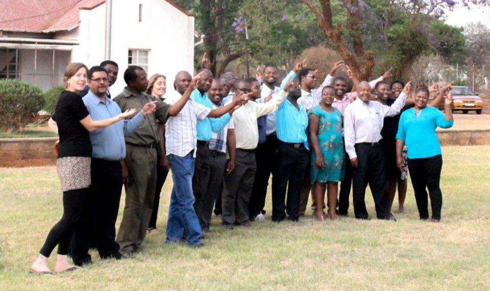 Participants at the workshop. Photo: P. Chivenge