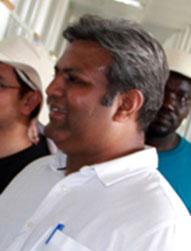 Mr Tushar Patel Thumar Photo: Sunil
