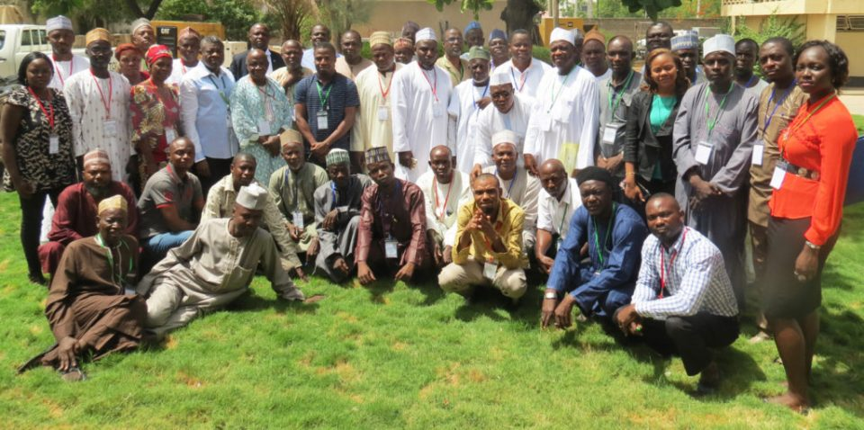 Participants at the workshop. Photo: OC Akerele