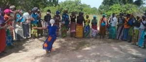 Popular festivities during field days at Koupela, Photo: Dr Amos Miningou, INERA