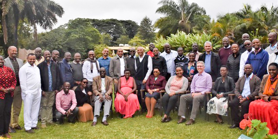 Participants of the product profile meeting. Photo: AVISA Project