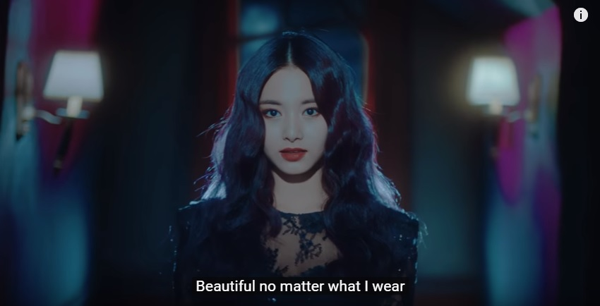 Chou Tzuyu Shows Dark Side in New TWICE Song | ICRT Blog