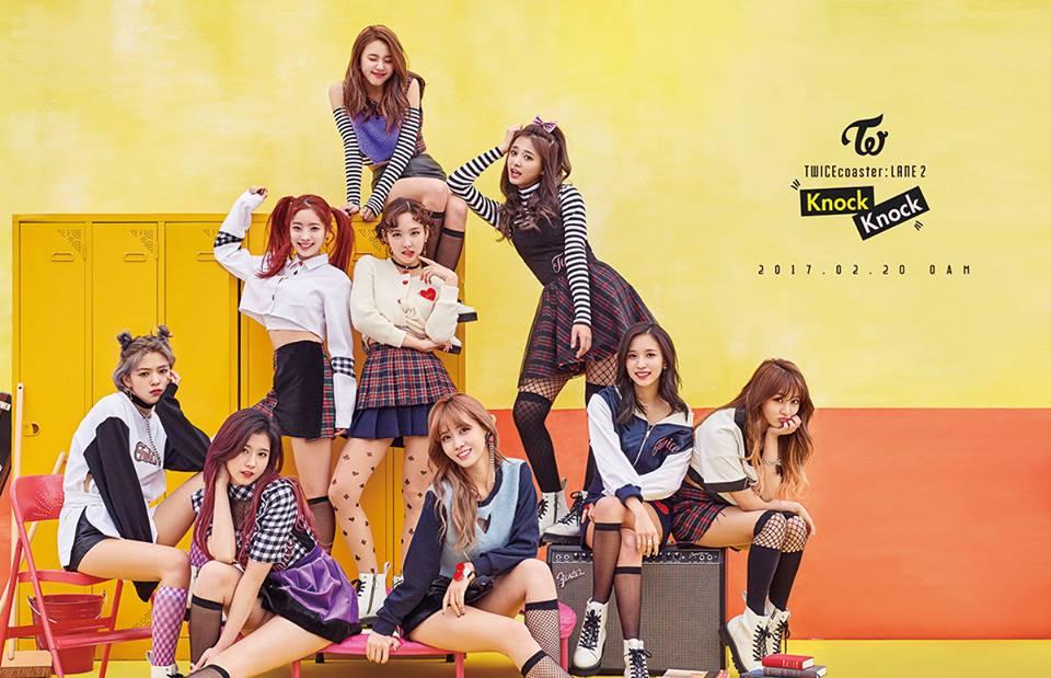 Permalink to New Korean Girl Group 2017