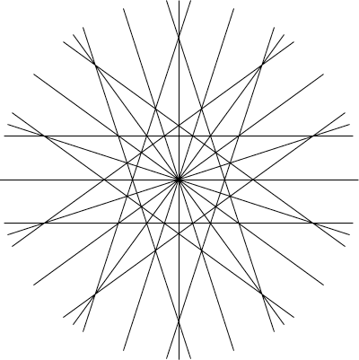 The Geometry Junkyard: Combinatorial Geometry