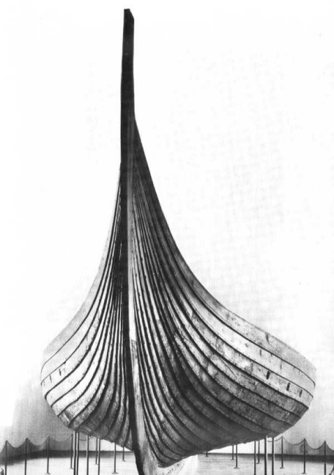 ITCULTURASTORIAMILITARE ONLINE Articoli da icsm Storia Medioevale Le navi vichinghe