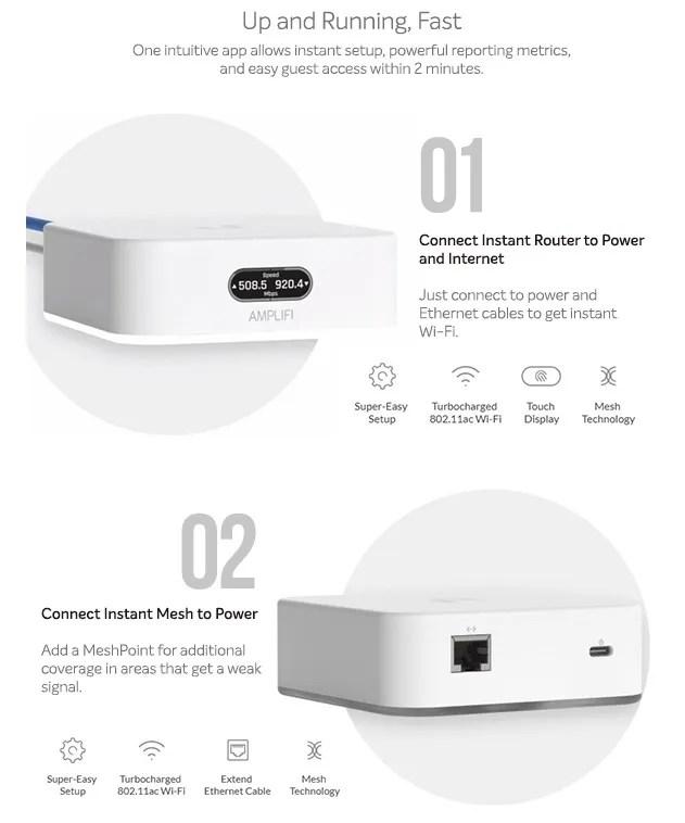 Amplifi Instant Router-1