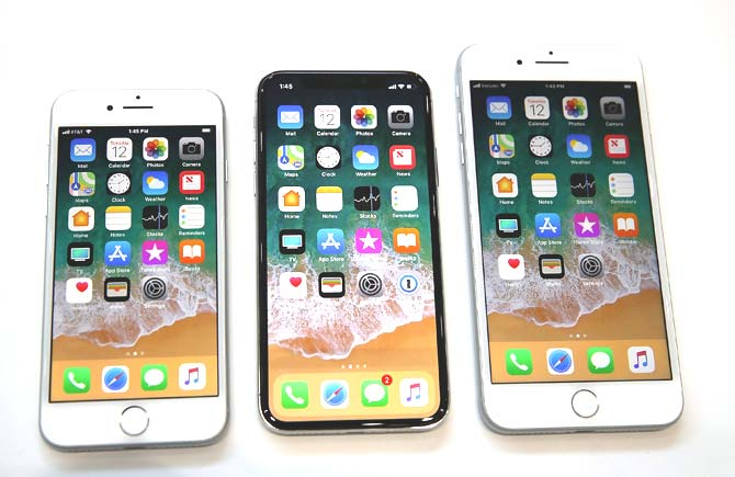 Apple iPhone 8, 8s, X (Midday) | ICT Pulse