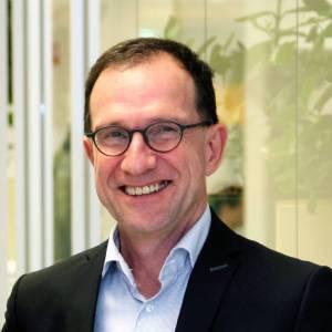 Robbert van Bokhoven is lid van de ICT&health Redactieraad
